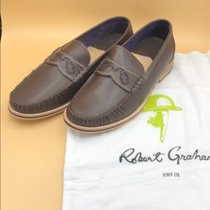 Last Chance! Final Price!  Robert Graham  Loafers
